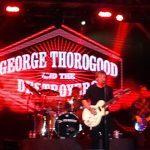 LED Wall - George Thorogood at Jannus Live