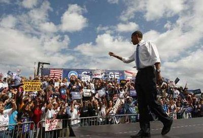 Staging-Obama-Rally-Tampa-FL